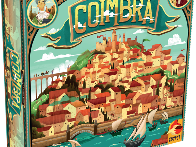 Coimbra Bild