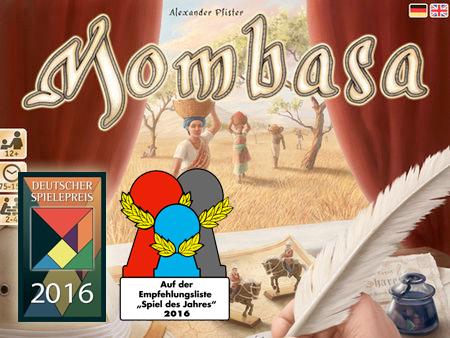 Mombasa Spielepreis