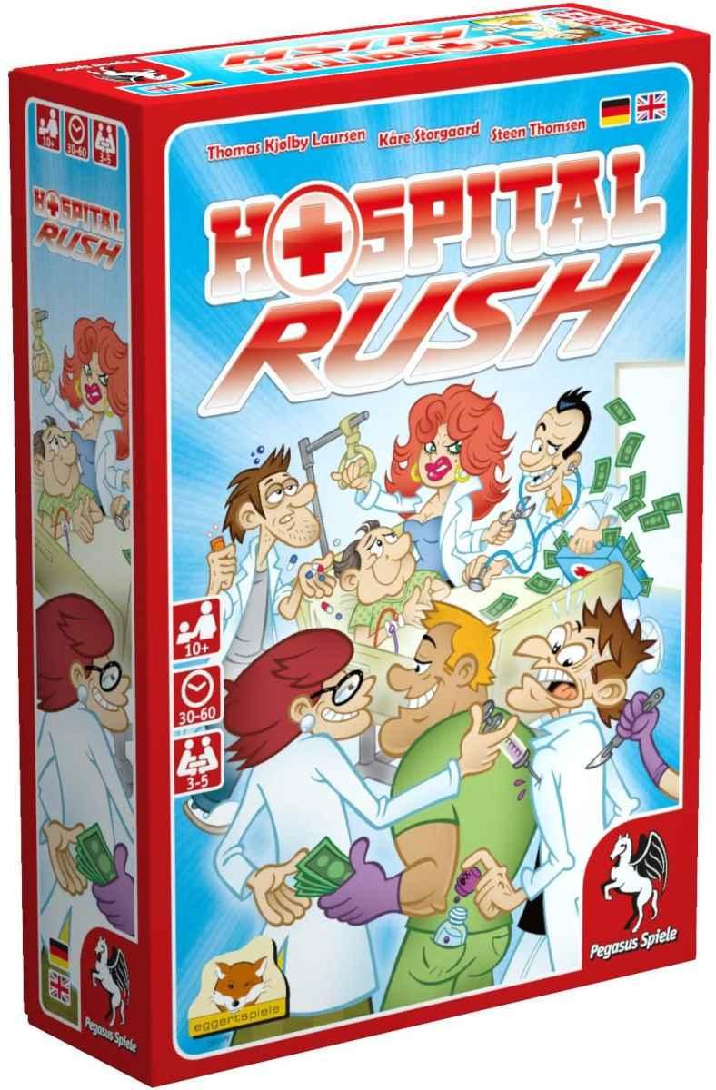 hospital rush