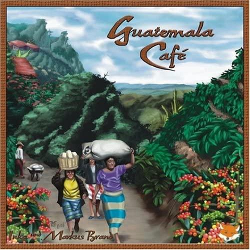 Guatemala Café Bild